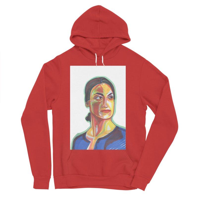 AOC Women's Pullover Hoody by birdboogie's Artist Shop