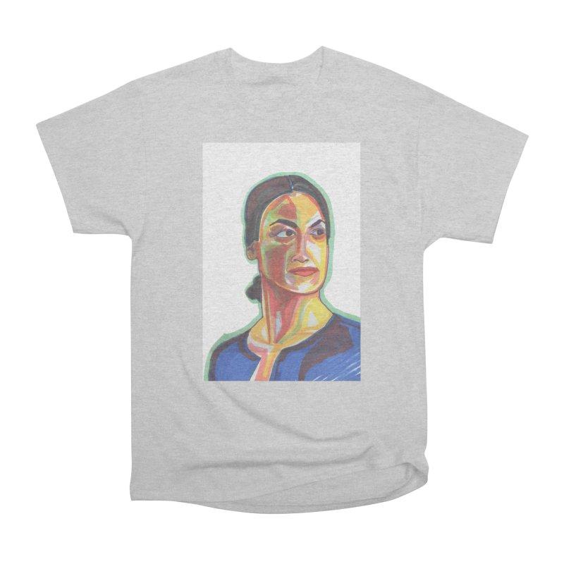 AOC Men's Heavyweight T-Shirt by birdboogie's Artist Shop