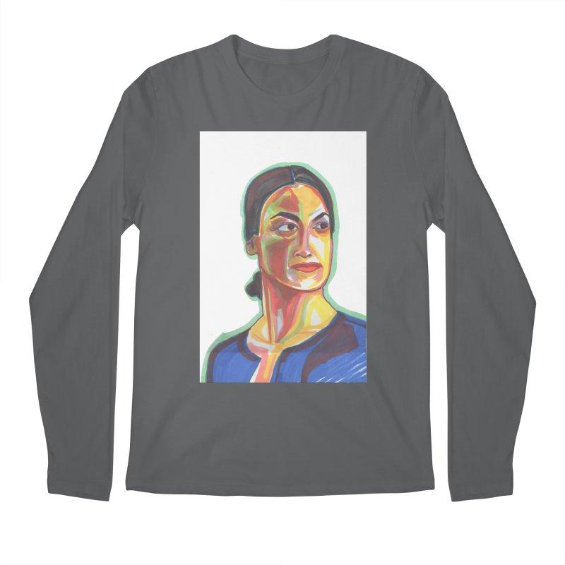 AOC Men's Longsleeve T-Shirt by birdboogie's Artist Shop