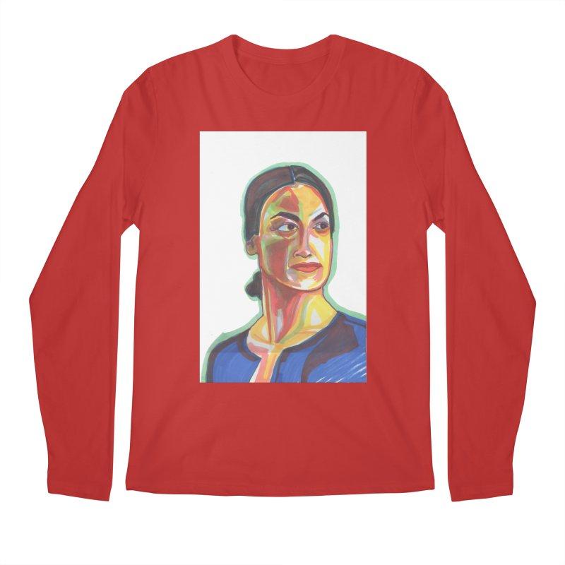 AOC Men's Regular Longsleeve T-Shirt by birdboogie's Artist Shop