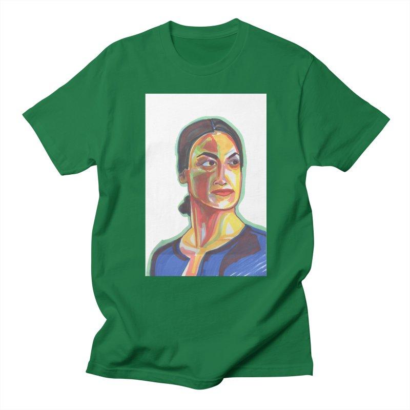 AOC Men's Regular T-Shirt by birdboogie's Artist Shop