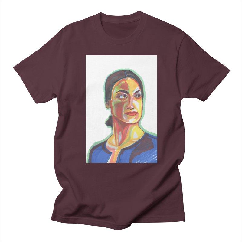 AOC Women's Regular Unisex T-Shirt by birdboogie's Artist Shop