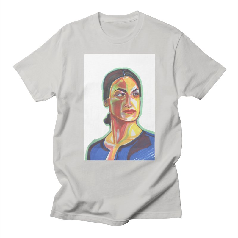 AOC Women's Regular Unisex T-Shirt by birdboogie's Artist Shop