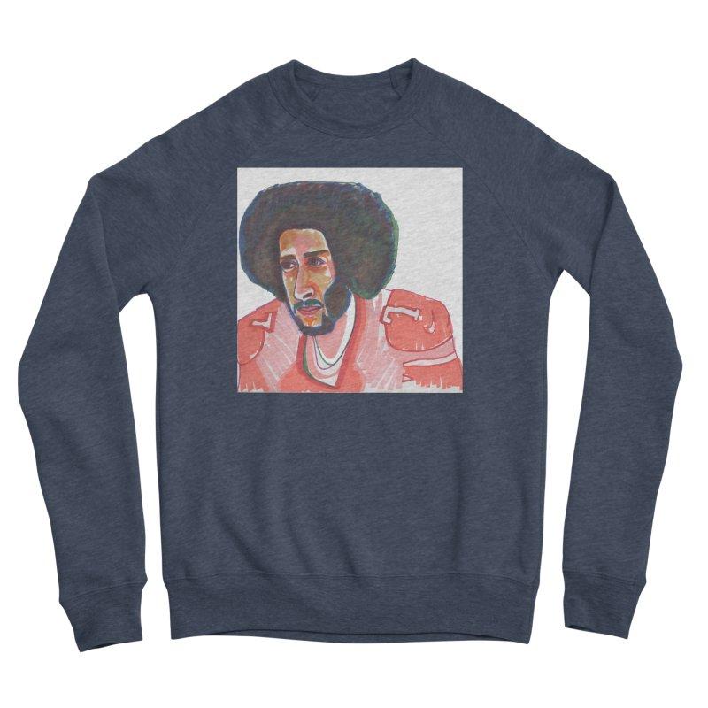 Kaep Men's Sponge Fleece Sweatshirt by birdboogie's Artist Shop