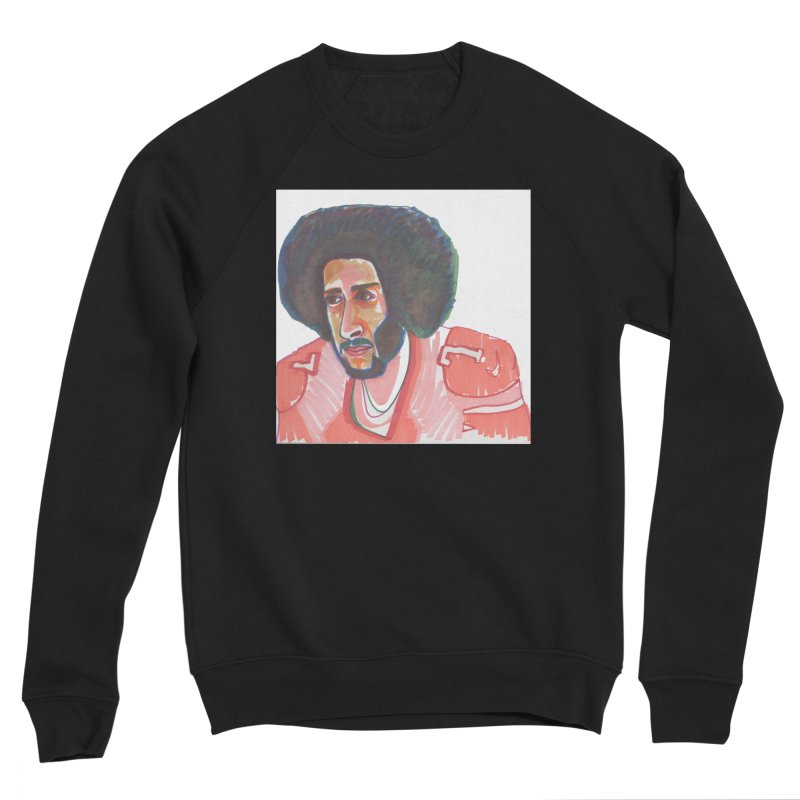 Kaep Men's Sponge Fleece Sweatshirt by birdboogie's Artist Shop