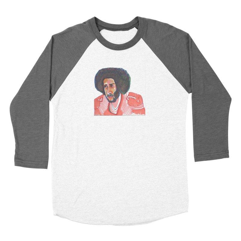 Kaep Women's Longsleeve T-Shirt by birdboogie's Artist Shop