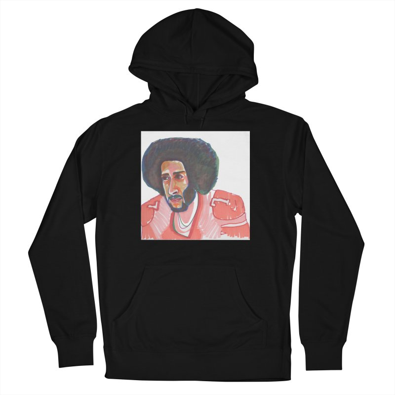 Kaep Men's French Terry Pullover Hoody by birdboogie's Artist Shop