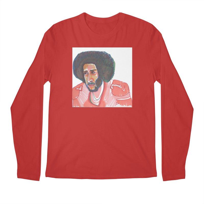 Kaep Men's Regular Longsleeve T-Shirt by birdboogie's Artist Shop