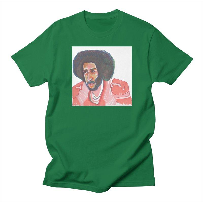 Kaep Men's T-Shirt by birdboogie's Artist Shop