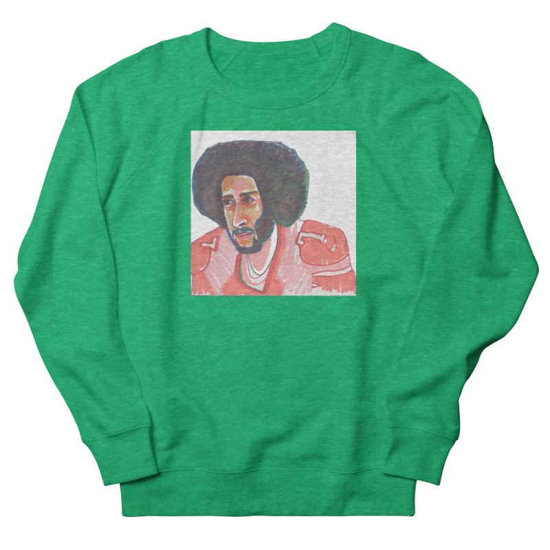 Kaep Women's Sweatshirt by birdboogie's Artist Shop