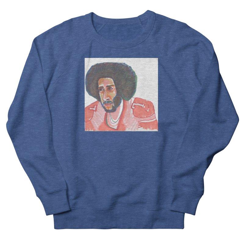 Kaep Women's French Terry Sweatshirt by birdboogie's Artist Shop