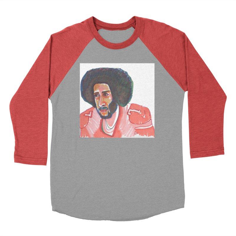 Kaep Men's Baseball Triblend Longsleeve T-Shirt by birdboogie's Artist Shop