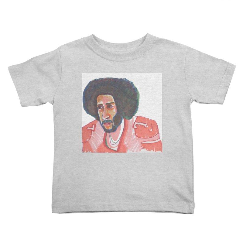Kaep Kids Toddler T-Shirt by birdboogie's Artist Shop