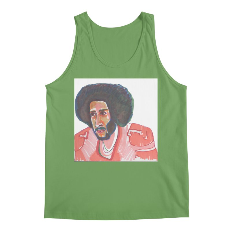 Kaep Men's Tank by birdboogie's Artist Shop