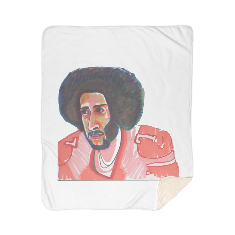 Kaep Home Blanket by birdboogie's Artist Shop