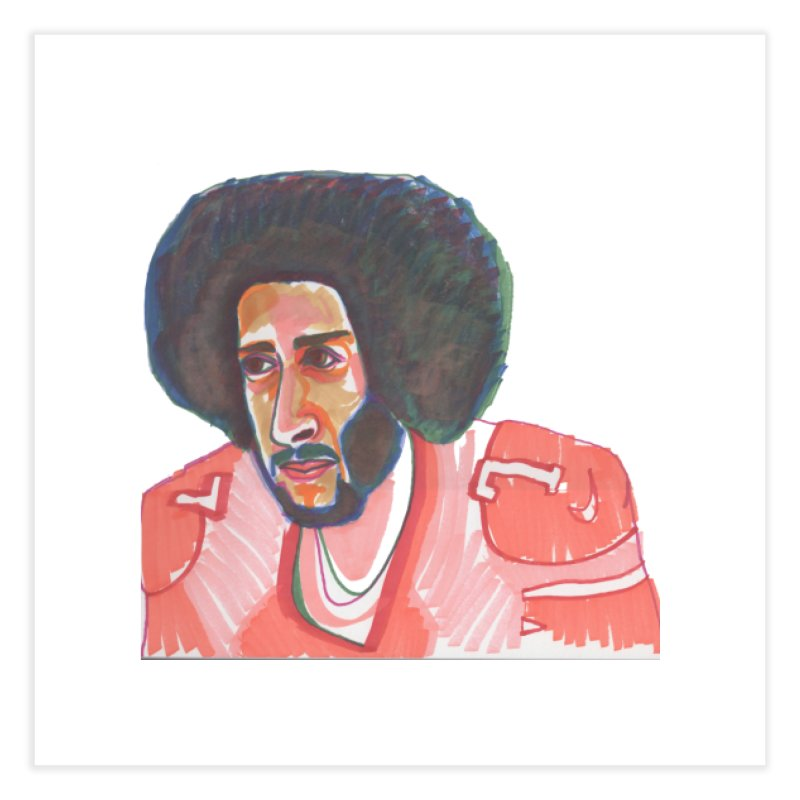 Kaep Home Fine Art Print by birdboogie's Artist Shop