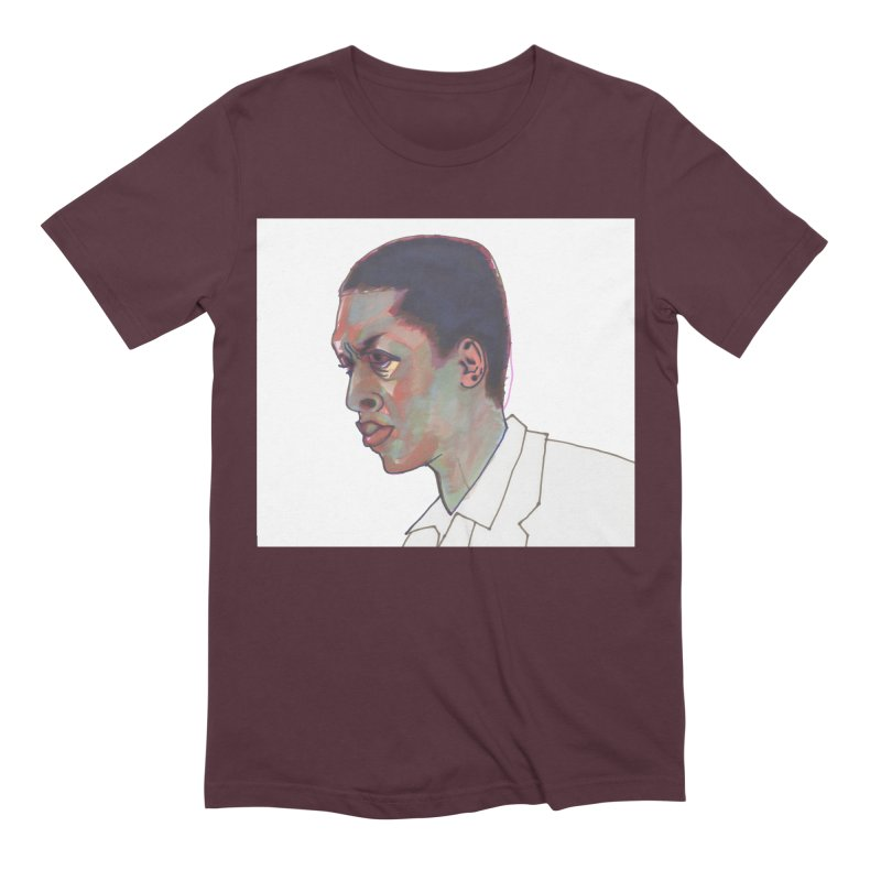 Trane Men's Extra Soft T-Shirt by birdboogie's Artist Shop