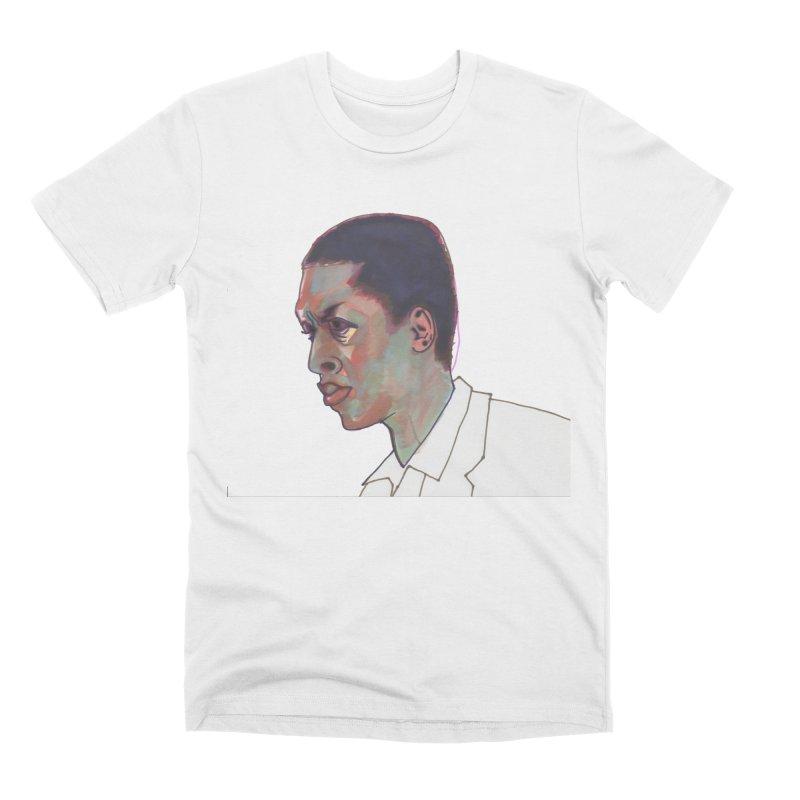 Trane Men's Premium T-Shirt by birdboogie's Artist Shop