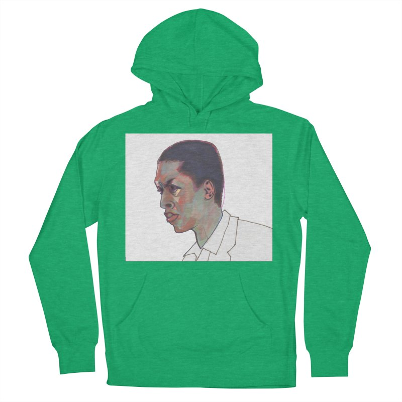Trane Men's French Terry Pullover Hoody by birdboogie's Artist Shop