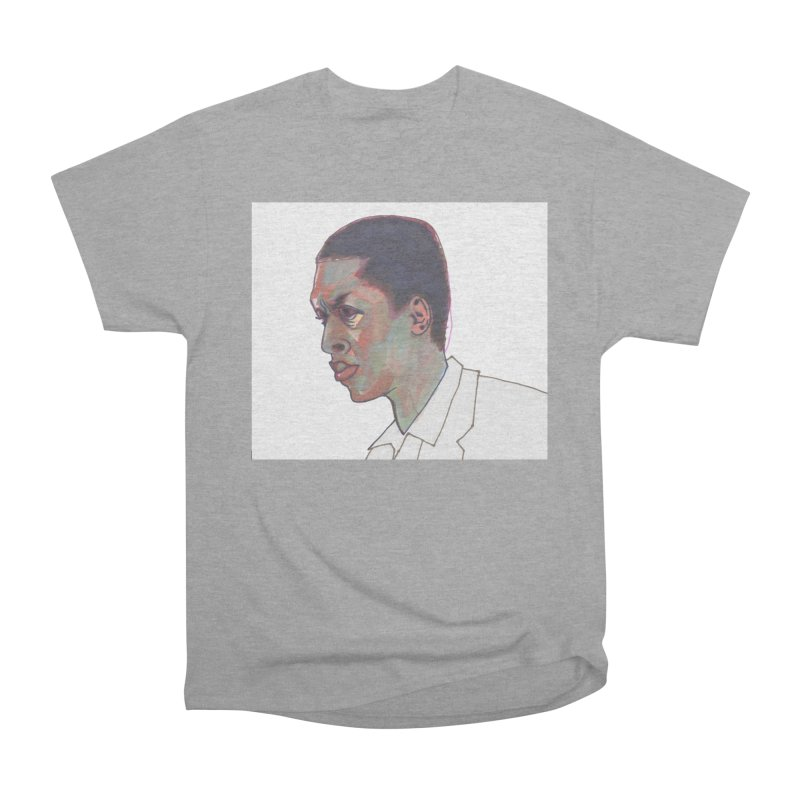 Trane Men's Heavyweight T-Shirt by birdboogie's Artist Shop