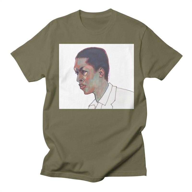 Trane Men's Regular T-Shirt by birdboogie's Artist Shop