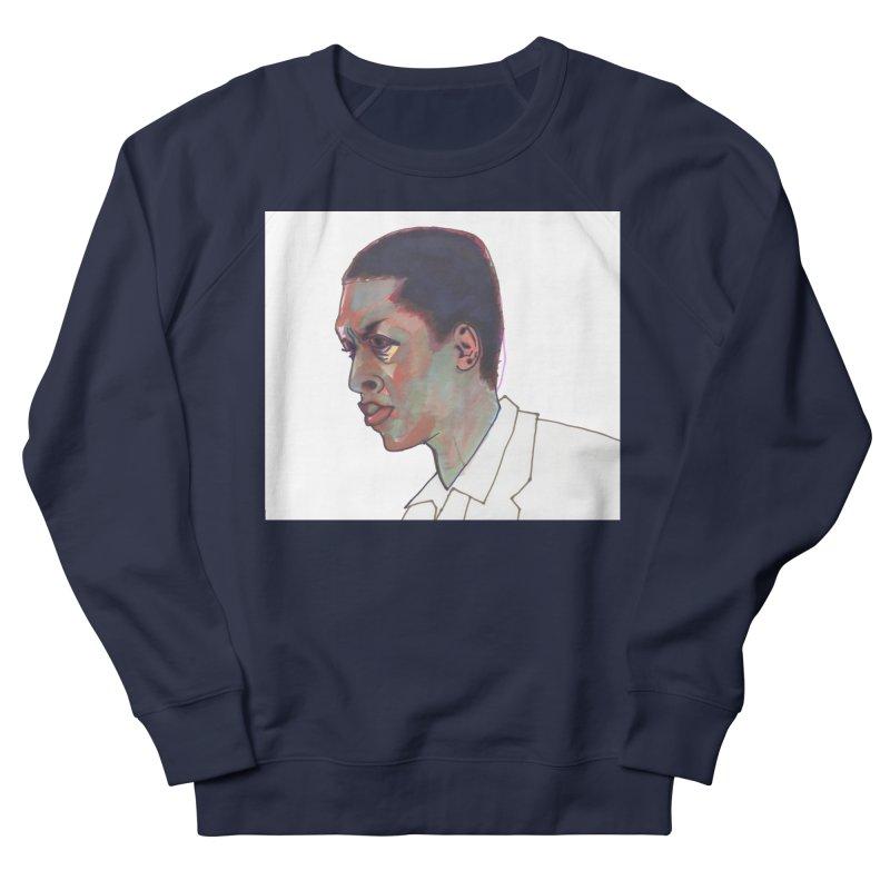 Trane Men's French Terry Sweatshirt by birdboogie's Artist Shop