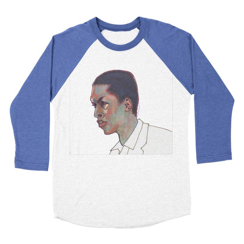 Trane Women's Baseball Triblend Longsleeve T-Shirt by birdboogie's Artist Shop