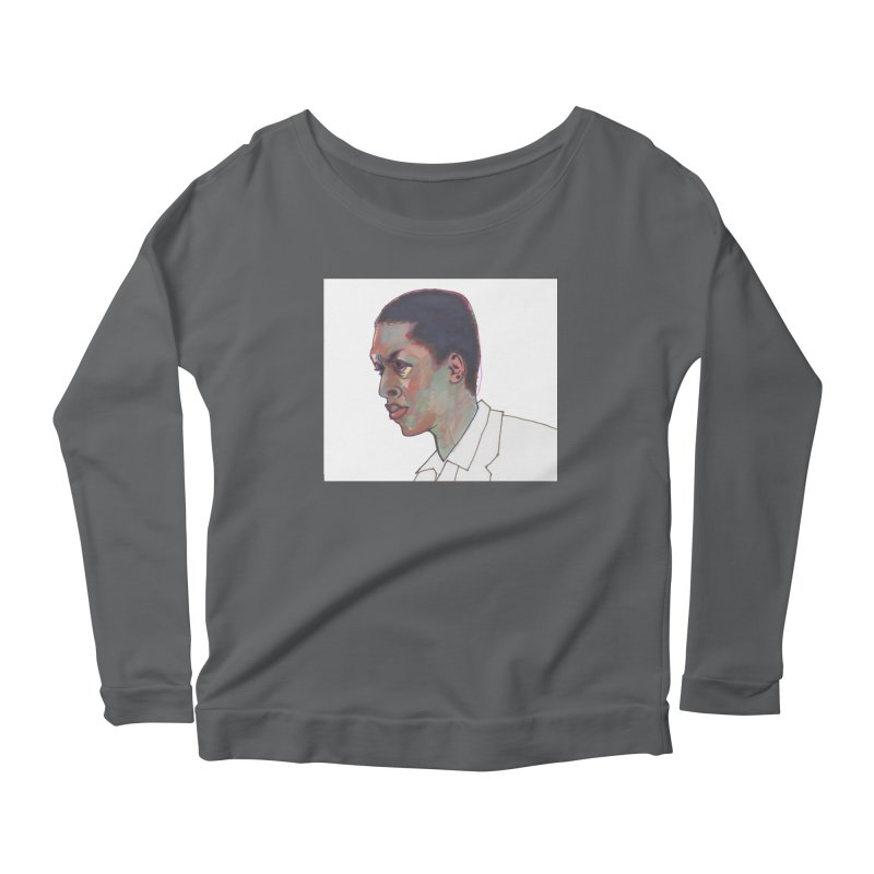 Trane Women's Longsleeve T-Shirt by birdboogie's Artist Shop