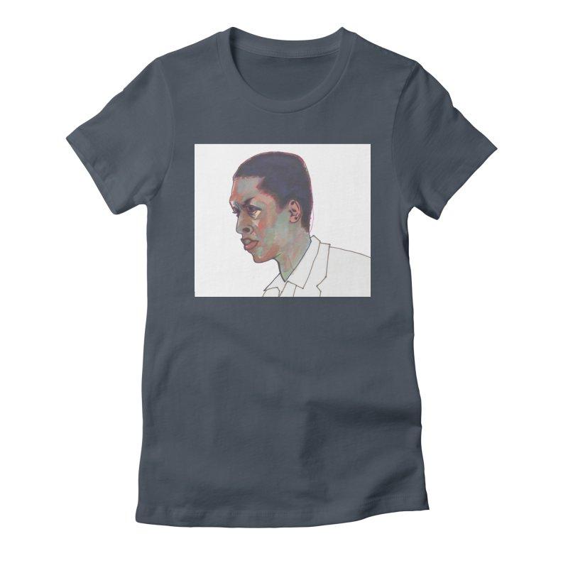 Trane Women's T-Shirt by birdboogie's Artist Shop