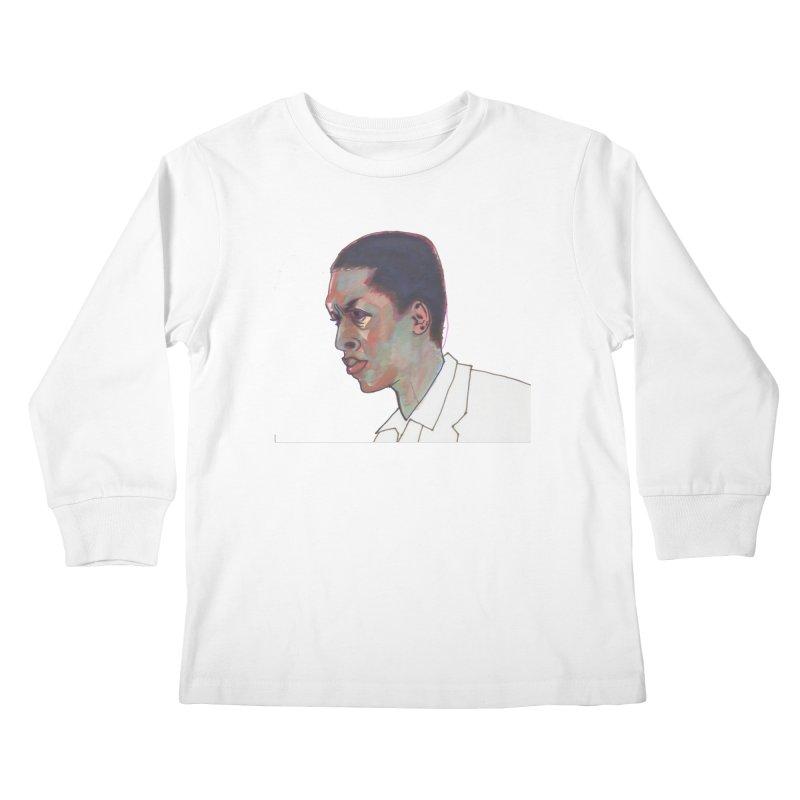 Trane Kids Longsleeve T-Shirt by birdboogie's Artist Shop