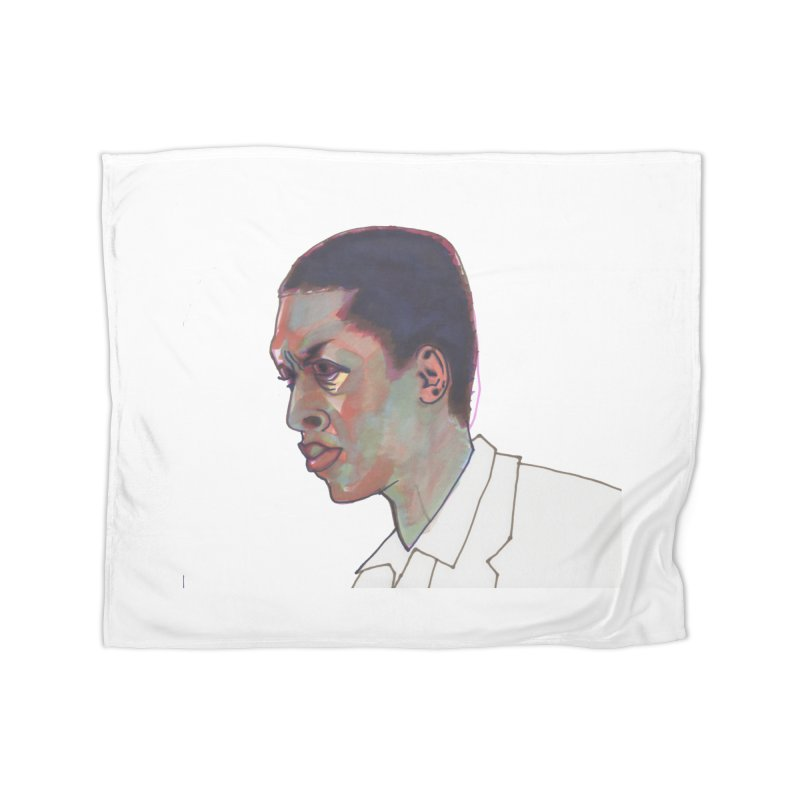 Trane Home Blanket by birdboogie's Artist Shop