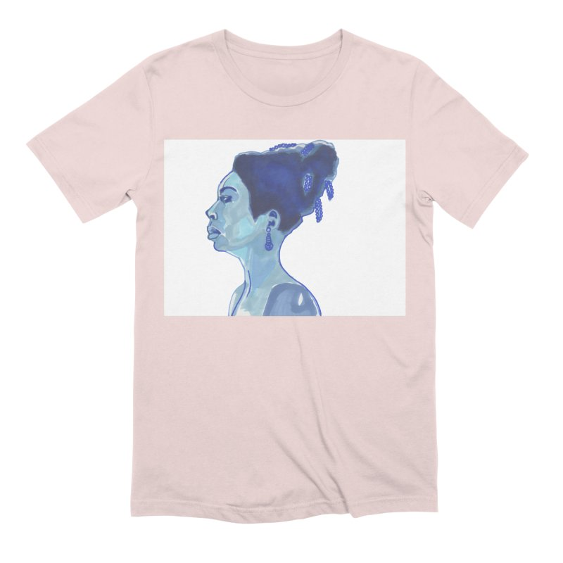NINA Men's T-Shirt by birdboogie's Artist Shop