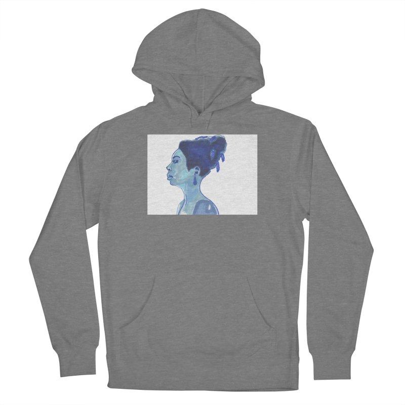 NINA Women's Pullover Hoody by birdboogie's Artist Shop