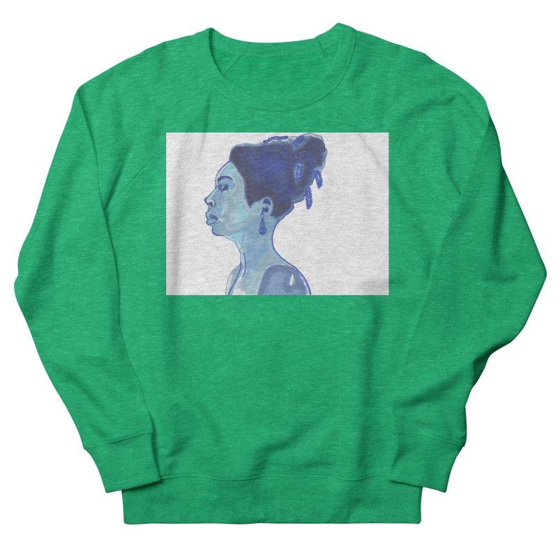 NINA Women's Sweatshirt by birdboogie's Artist Shop