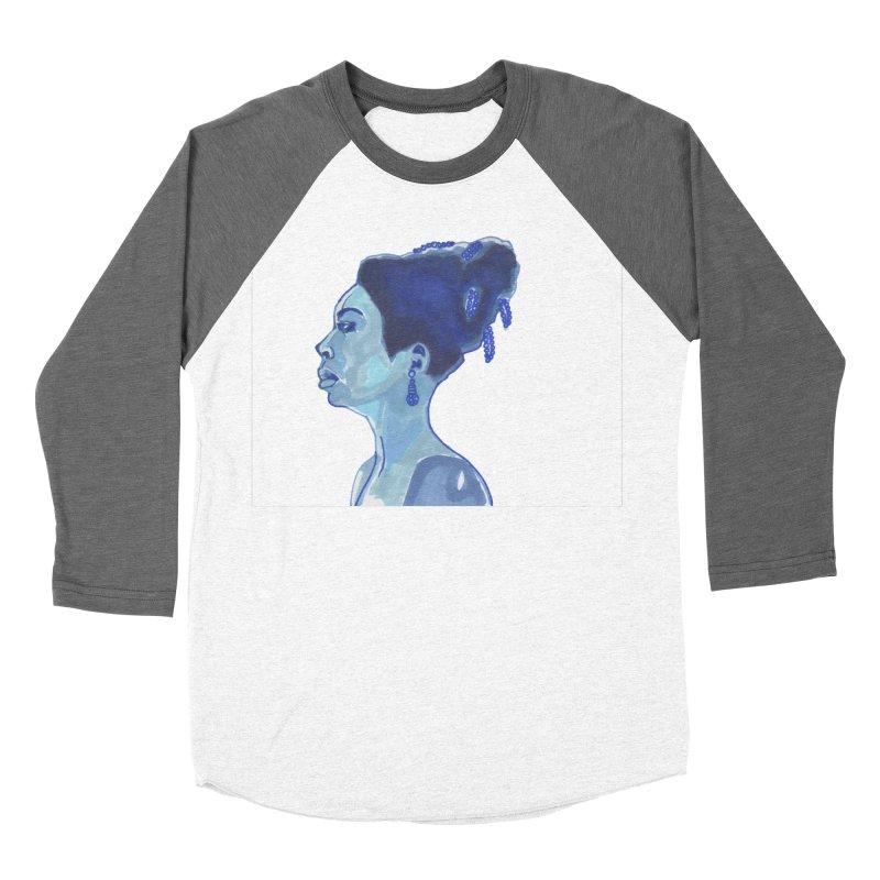 NINA Women's Longsleeve T-Shirt by birdboogie's Artist Shop