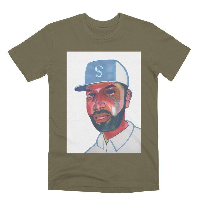 Jabo Men's Premium T-Shirt by birdboogie's Artist Shop