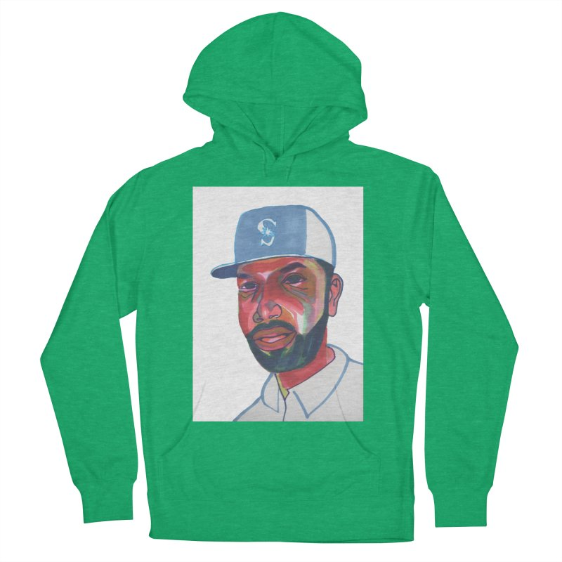 Jabo Men's French Terry Pullover Hoody by birdboogie's Artist Shop
