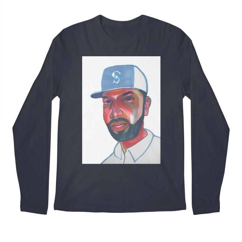 Jabo Men's Regular Longsleeve T-Shirt by birdboogie's Artist Shop