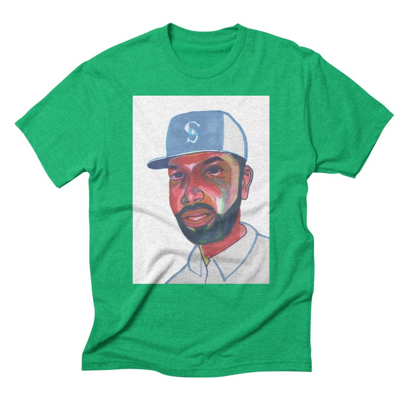 Jabo Men's Triblend T-Shirt by birdboogie's Artist Shop