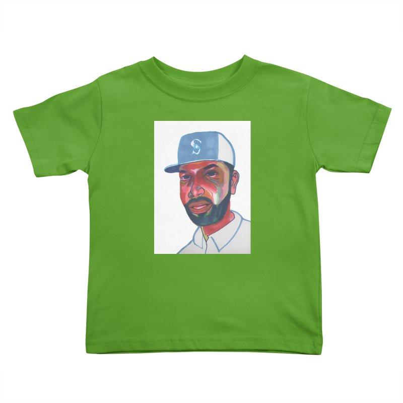 Jabo Kids Toddler T-Shirt by birdboogie's Artist Shop