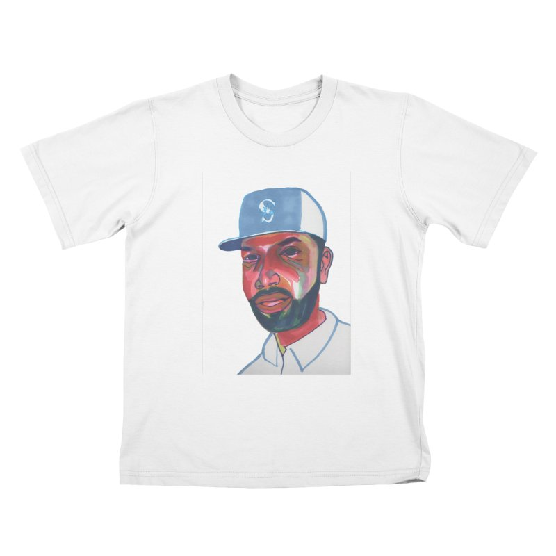 Jabo Kids T-Shirt by birdboogie's Artist Shop