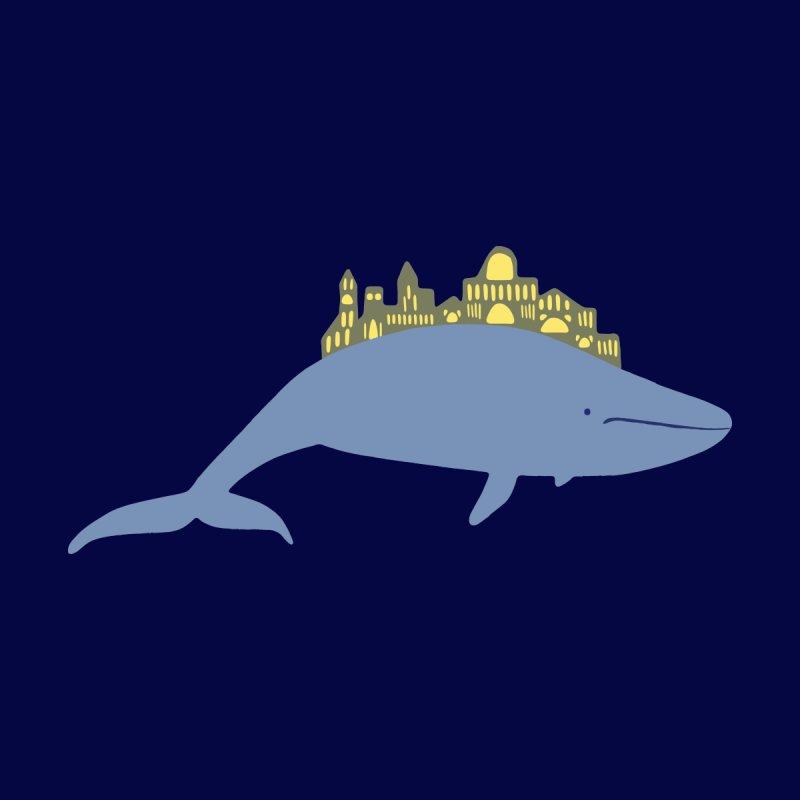 Whale city by Birdoptera on Threadless