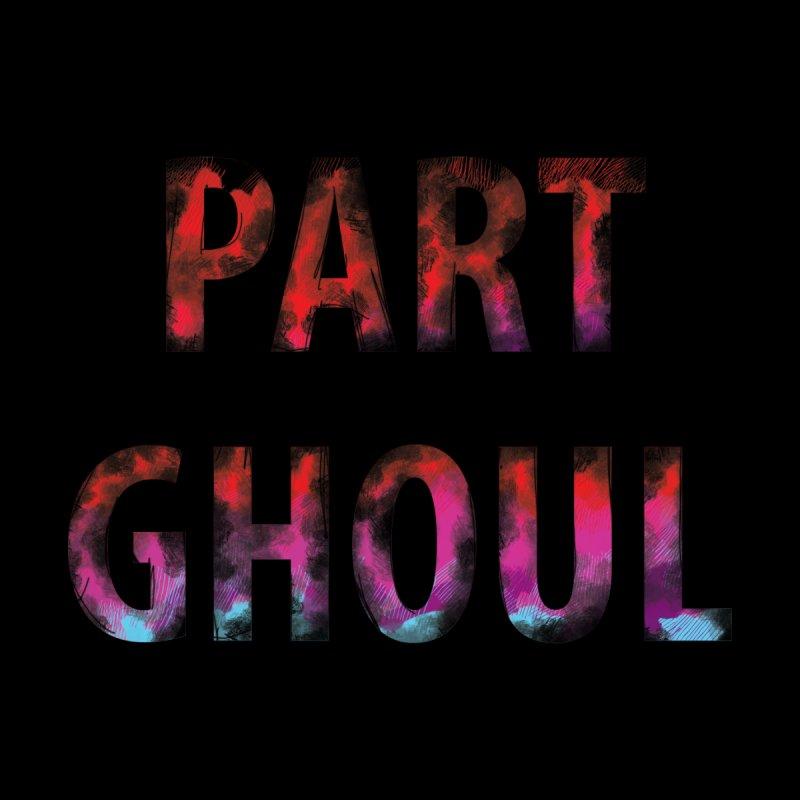 Part Ghoul  by bitemefox's Artist Shop