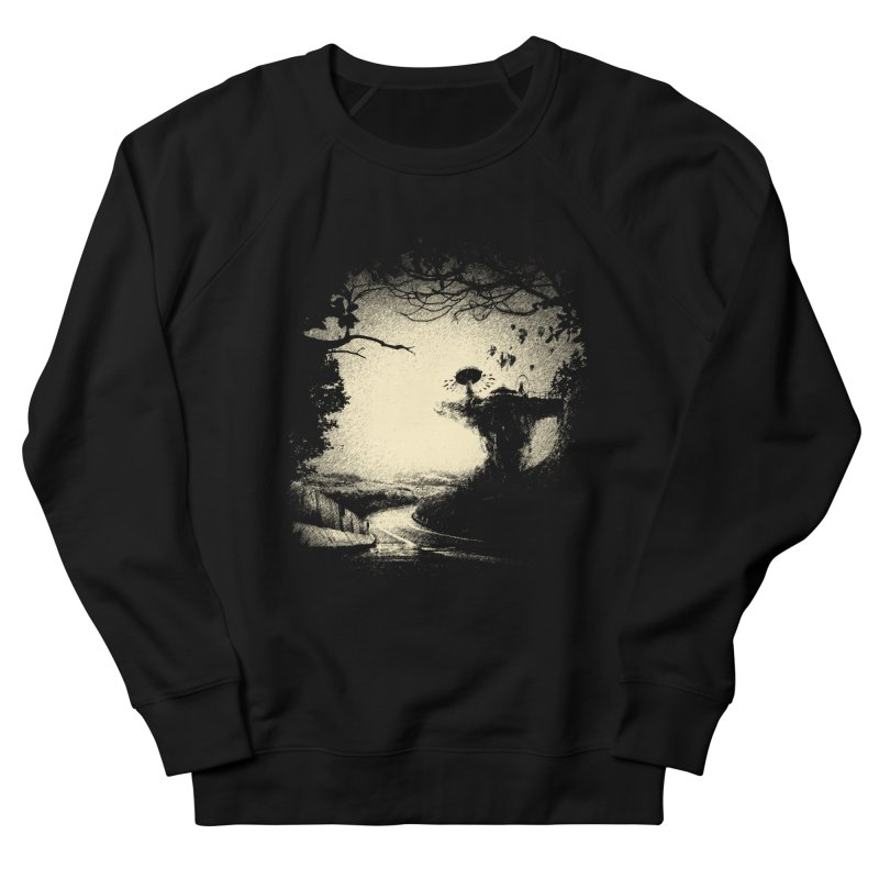 The Lost Neverland Men's Sweatshirt by bitgie's Artist Shop