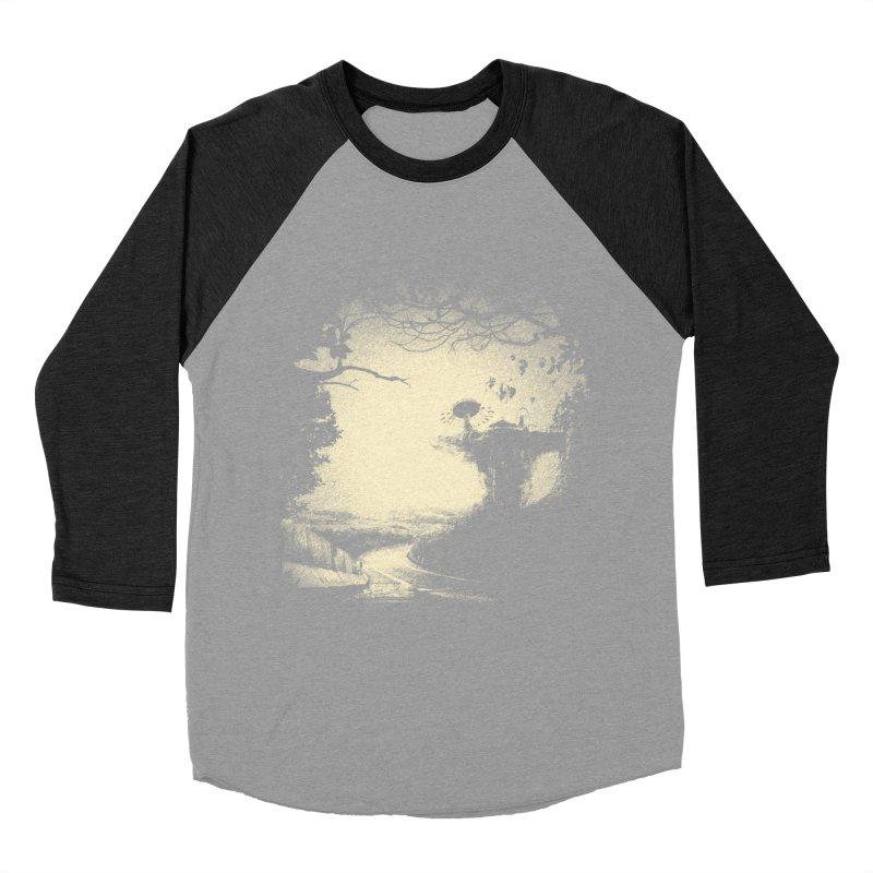 The Lost Neverland Women's Baseball Triblend T-Shirt by bitgie's Artist Shop