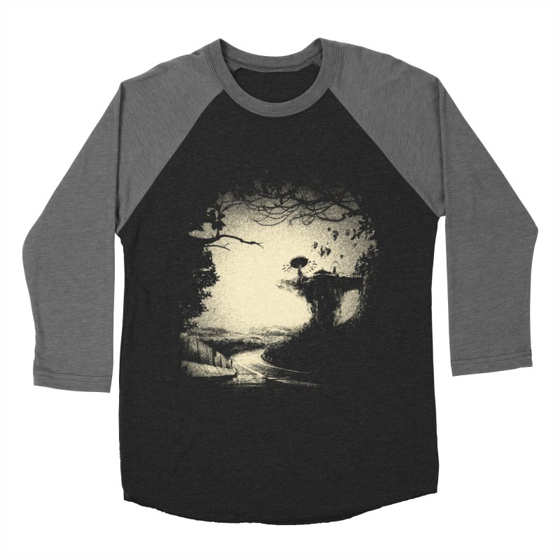 The Lost Neverland Men's Baseball Triblend T-Shirt by bitgie's Artist Shop