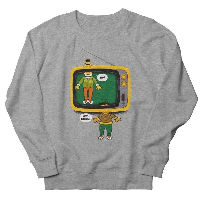 Up and down Women's Sweatshirt by biticol's Artist Shop