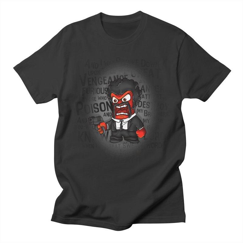 Furious anger Men's T-Shirt by biticol's Artist Shop