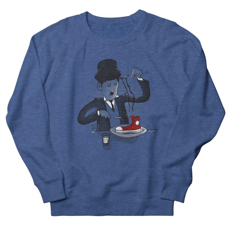 Gold rush Women's French Terry Sweatshirt by biticol's Artist Shop