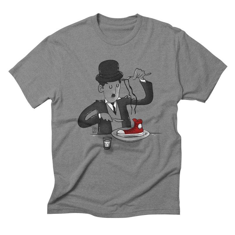Gold rush Men's Triblend T-Shirt by biticol's Artist Shop
